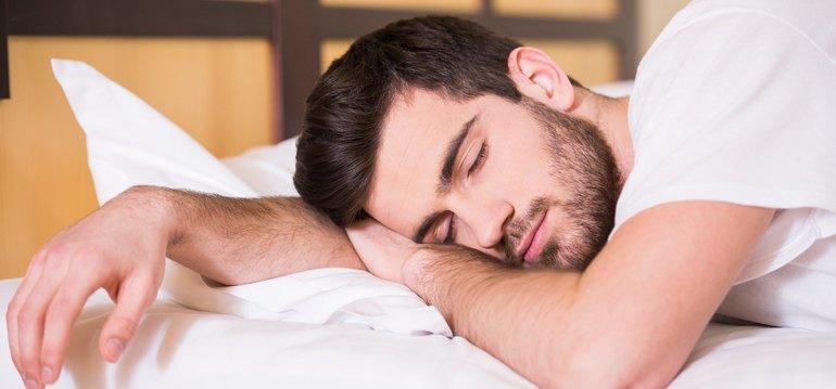 Значение сна для мужчины