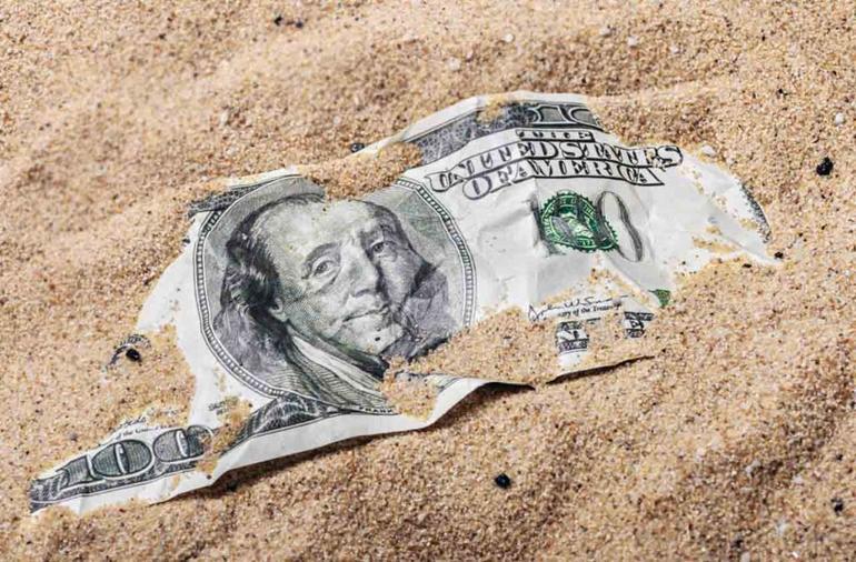 К чему снится потерять деньги во сне