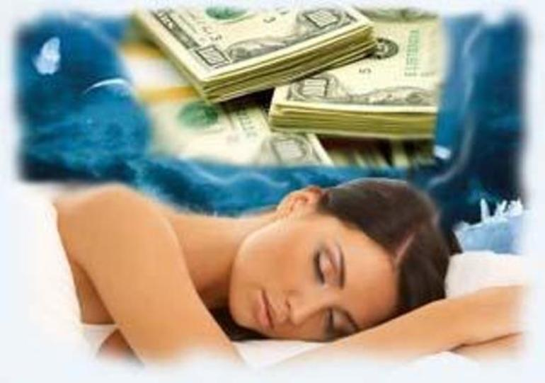 Значение сна про деньги