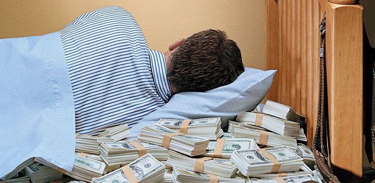 К чему мужчине снится потеря денег
