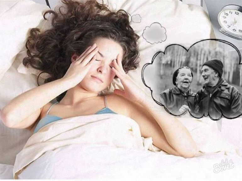 Разговаривать с покойником во сне: чему снится видеть усопшего человека