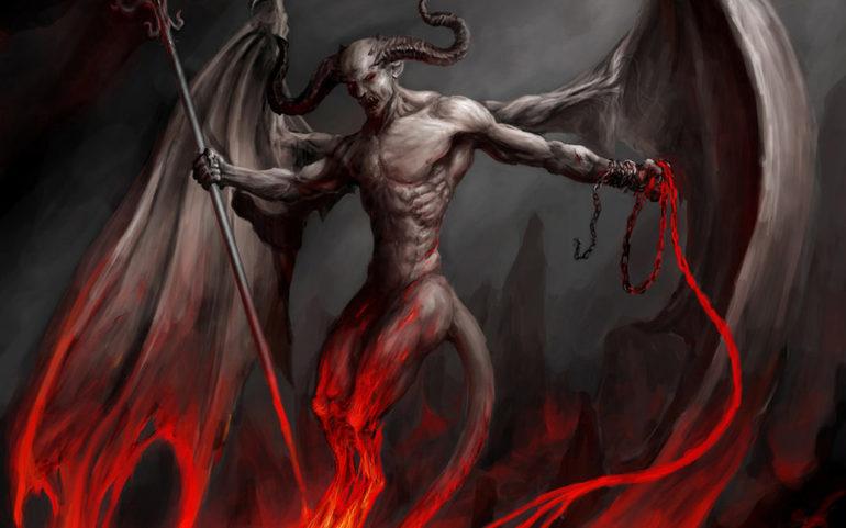 К чему женщине или мужчине может присниться демон