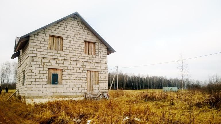 К чему снится недостроенный дом