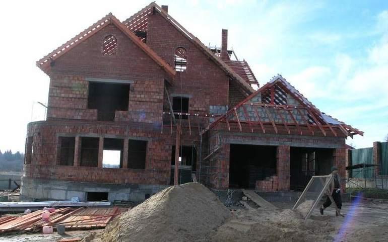 Приснился недостроенный дом