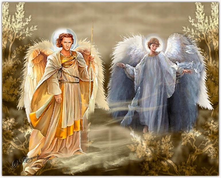 Бывший товарищ является одним из образов ангела-хранителя,