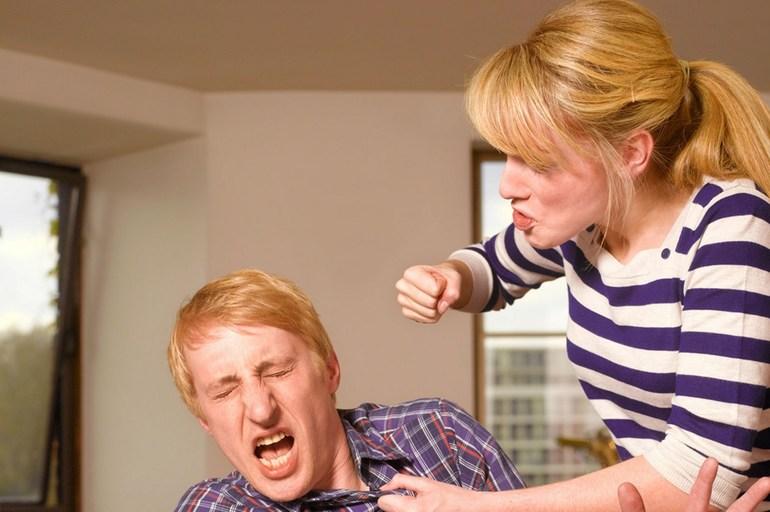 Что означает бить мужа