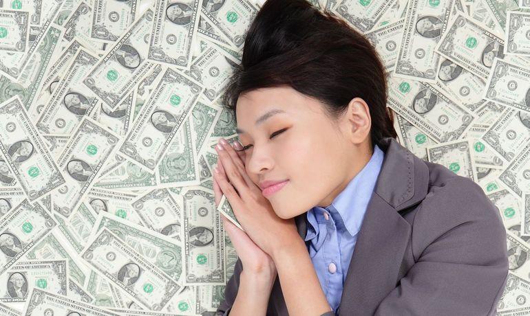 Значение сна, в котором покойник дает деньги
