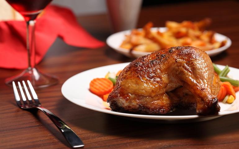 К чему снится жареная курица