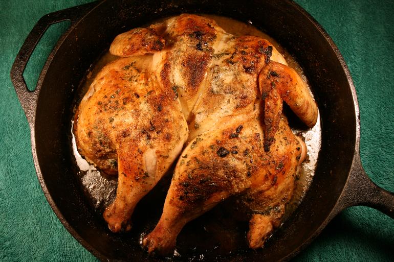 К чему снится жареная курица женщине