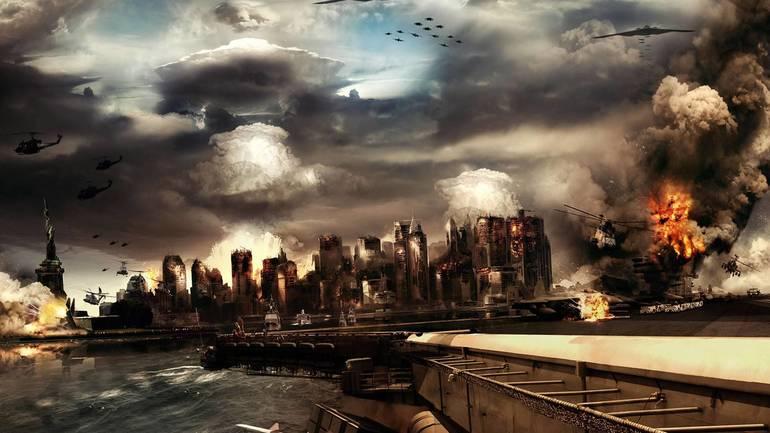 К чему снится бомбежка города с самолетов со взрывами и без