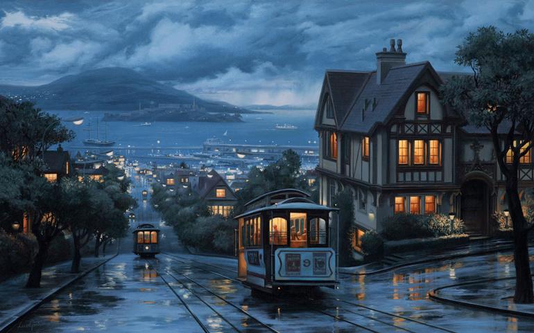 К чему снится родной или чужой город,