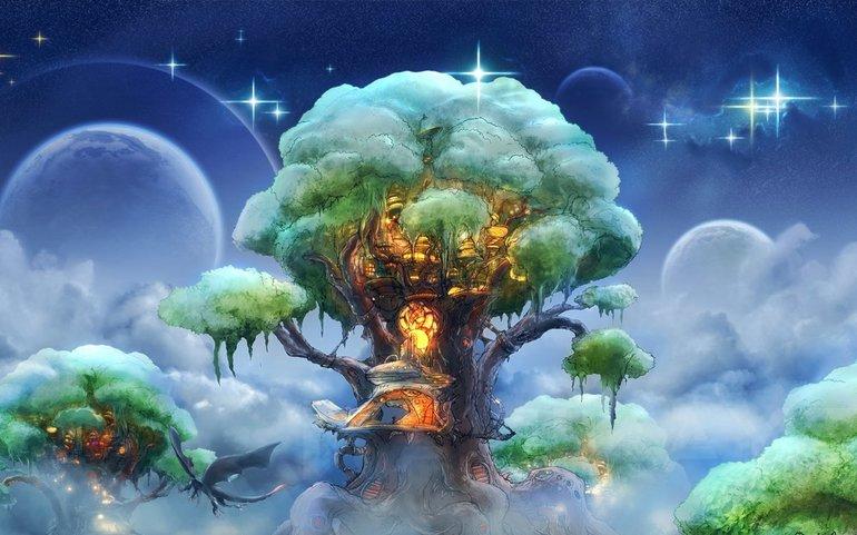 Мечтать о фантастических мирах