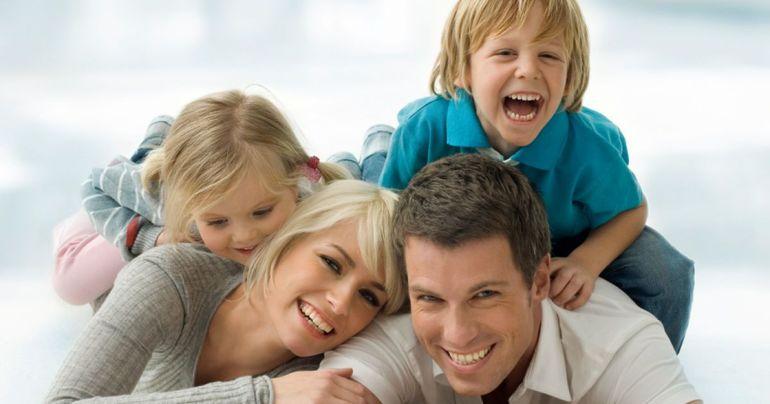 Взаимоотношения с семьёй в реальной жизни