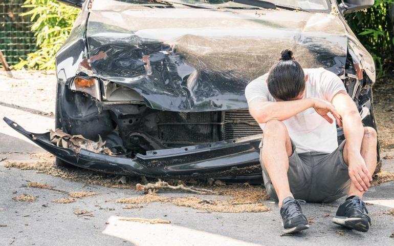 К чему снится авария без жертв