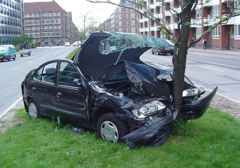 Приснилась авария на машине без жертв