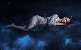 Как трактовать вещие сны в 18 и 22 лунные сутки