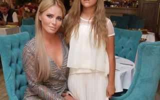 Дана Борисова смогла вымолить прощение у своей дочери