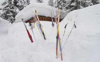 К чему снятся лыжи: толкование по различным сонникам