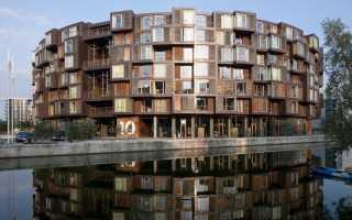 7 самых причудливых общежитий в Европе