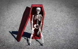 К чему снится гроб: толкование по сонникам