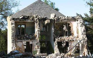 К чему снится разрушенный свой или чужой дом: толкование по сонникам