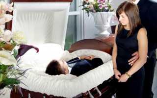 К чему снится родственник в гробу (мама, отец, бабушка)