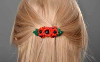 Что означает по соннику заколка для волос