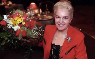 В свой 91-й день рождения Элина Быстрицкая рассказала о любви и разводе.