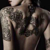 Приснилась татуировка: толкование по сонникам
