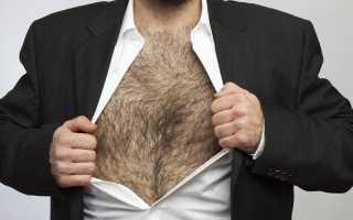 Волосатая грудь по сонникам: толкования про грудную клетку