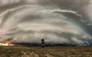 К чему снится буря: толкование по различным сонникам