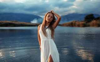 Видеть себя во сне в белом платье: толкования сонников