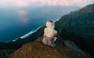Сон, где снится обрыв: падение с края, важные нюансы