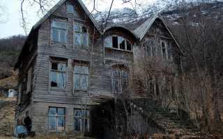 К чему может присниться заброшенный дом: версии разных сонников