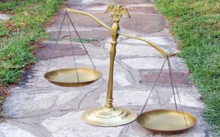 Толкования грёз: к чему человеку снятся весы по сонникам