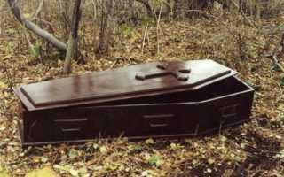 К чему может присниться крышка гроба по разным сонникам