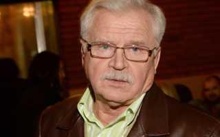 Сергей Никоненко: тайный аборт первой жены, смерть любимой невестки. Трагедии в жизни знаменитого актёра.