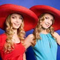 Татьяна и Ольга Арнтгольц: схожие судьбы двух звёздных сестёр.