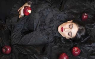 Видеть себя в черной одежде во сне: толкование по сонникам