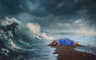 К чему снится море: толкование по различным сонникам