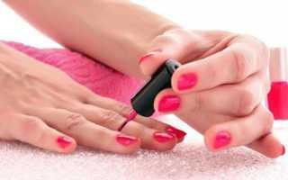 Что означает красить ногти во сне на руках или ногах