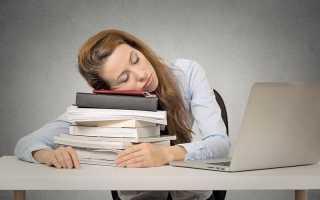 Чем опасен недостаток сна. Новые данные научных исследований