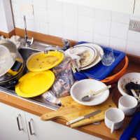 К чему снится грязная посуда: что означает гора немытых тарелок