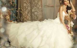 К чему видеть во сне девушку в свадебном платье