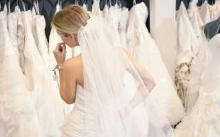 К чему снится выбирать свадебное платье во сне