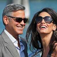 Дойдёт ли дело до развода? Сложные отношения в семье Джорджа и Амаль Клуни.