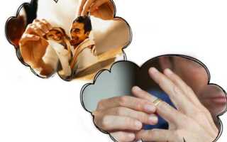 К чему снится развод с мужем или женой по соннику