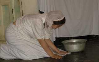 Что означает, если снится мытьё пола
