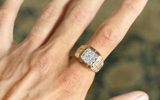Значение понятия «найти золотое кольцо во сне» по разным сонникам