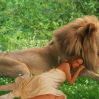 К чему снится лев: толкование по различным сонникам